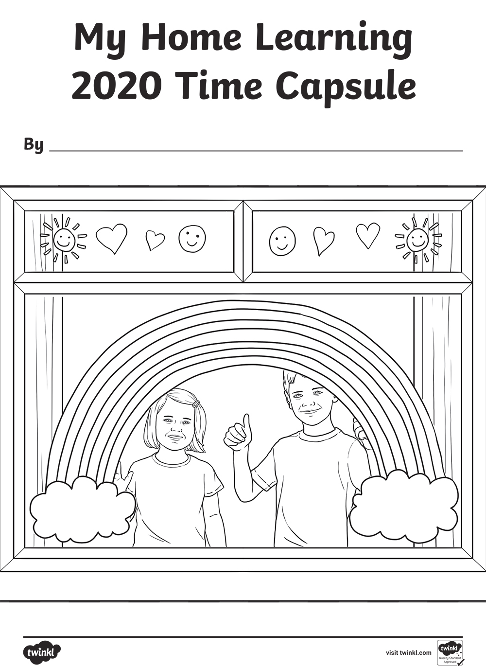Time Capsule Activity Booklet-1
